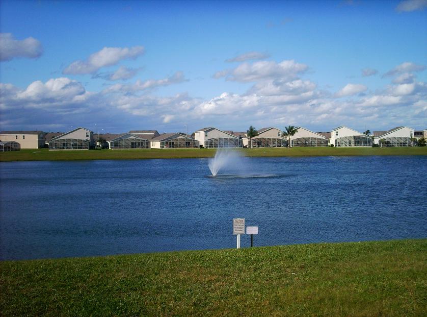 hampton lakes